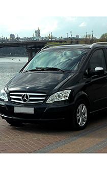 Минивэн такси Щелкино - Севастополь